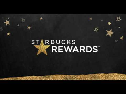 Starbucks Rewards Tutorial