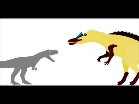 PDW Siamosaurus vs Nanotyrannus