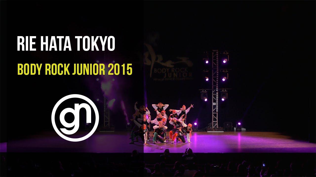 2nd Place) Rie Hata Tokyo - Body Rock ...