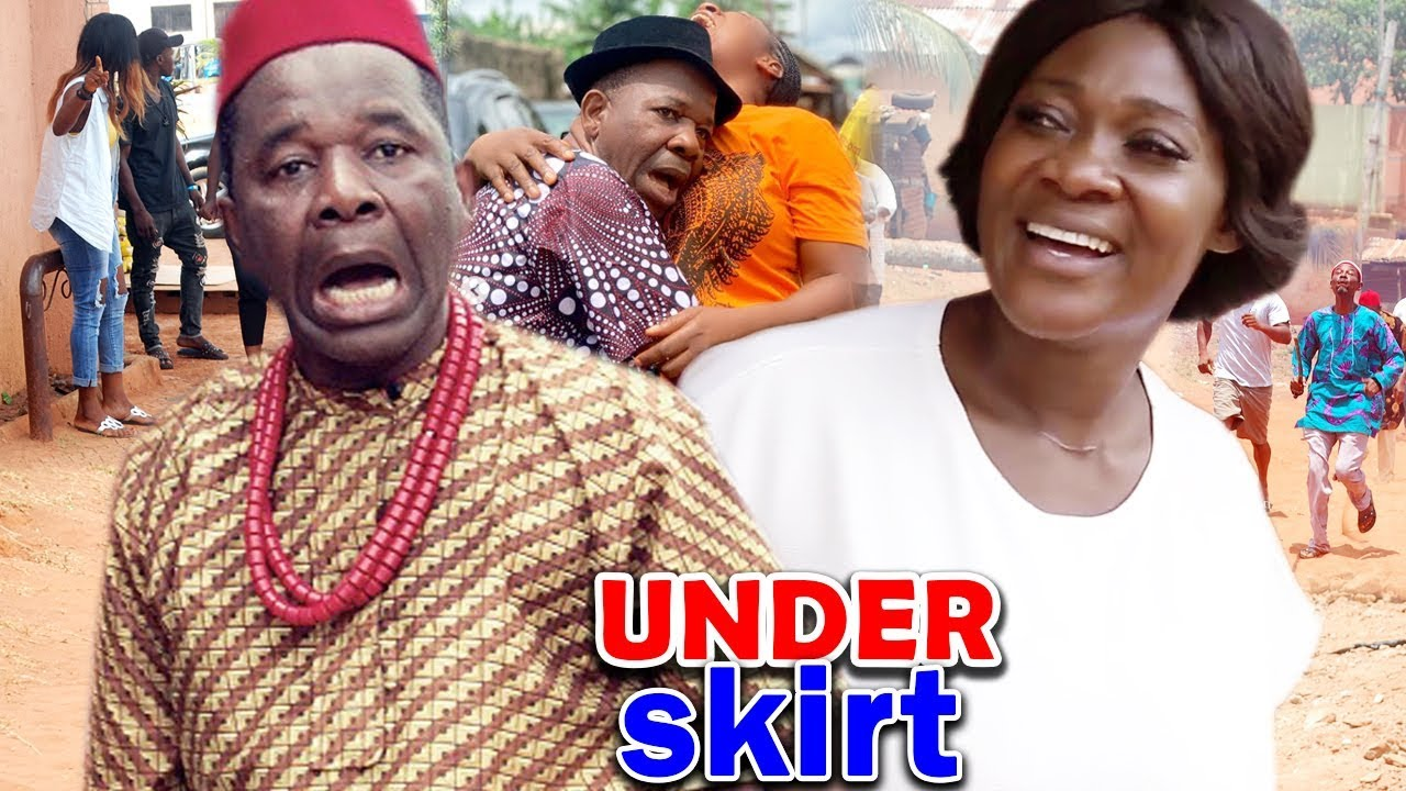 "Download New Movie ""Under Skirt"" Season 3&4 - Best Of Mercy Johnson 2019 Latest Nigerian Nollywood Movie"