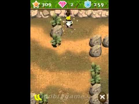 Crazy Charly mobile java games