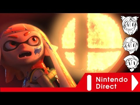 Nintendo Direct | WarioWare, Smash and more! | Tanuki and Friends