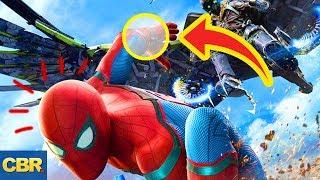 Secrets You Don't Know About Spider-Man's Spidey Sense!