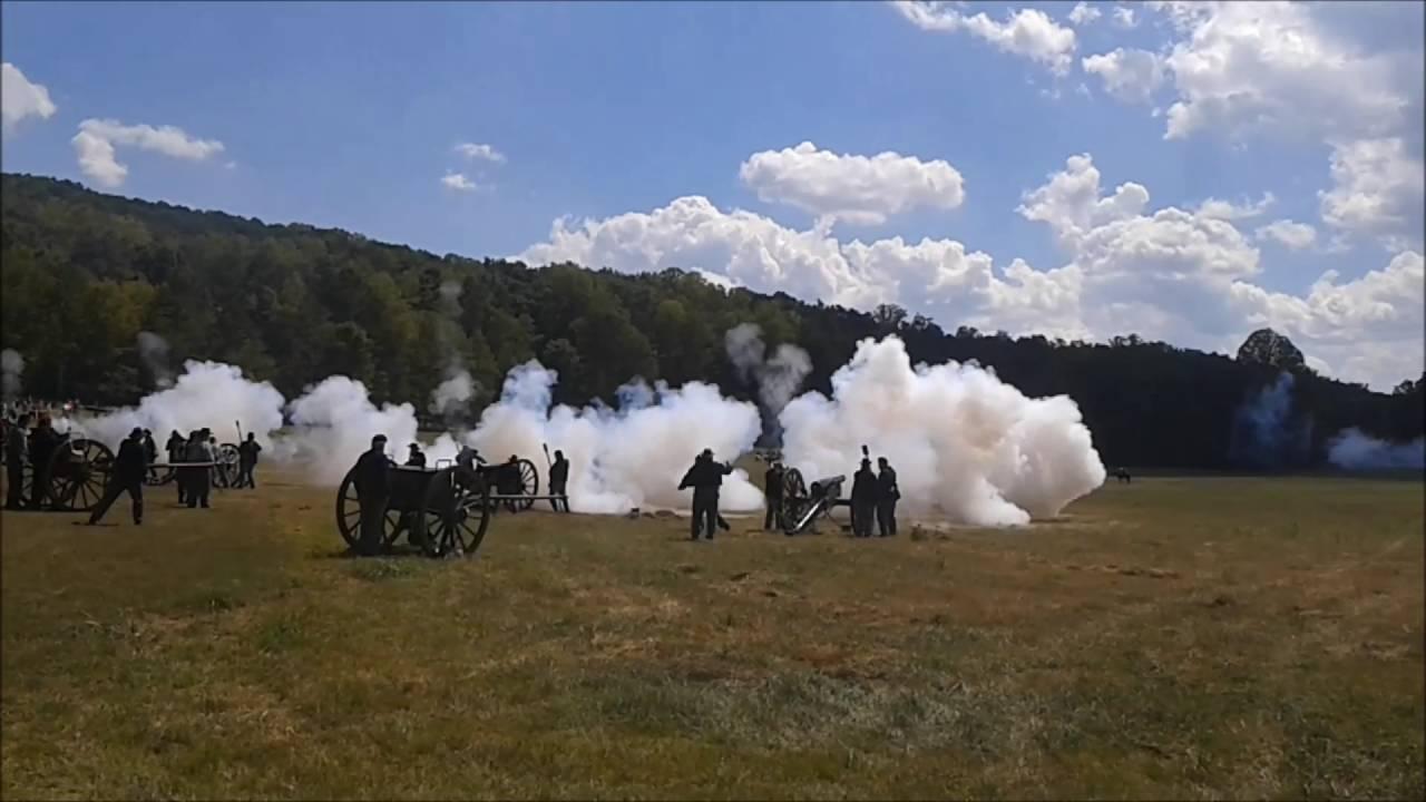 2019 Battle of Tunnel Hill Reenactment | Tunnel Hill