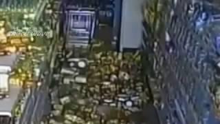 Terremoto in diretta Centro-Italia     Earthquake in ITALY 18/01/2017 LIVE