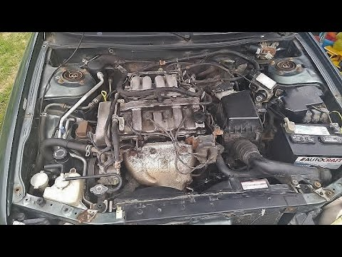 how to fix an overheating engine: cooling fan not working on mazda 626