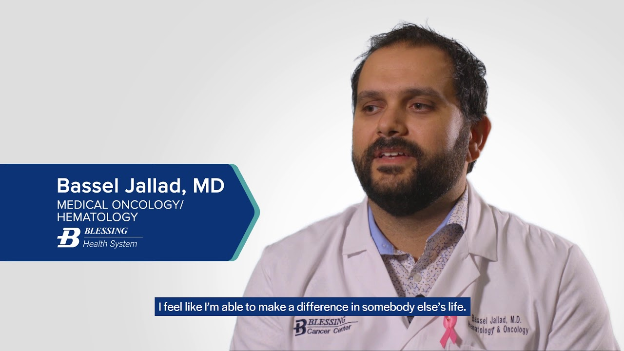 Bassel Jallad, MD | Blessing Health System