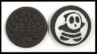 How to Draw Shy Guy - Oreo Cookie Carving