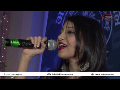 Saawariya Saawariya | Swades (2004) | Performance By Shriya Pareek | Ajivasan fest 2017
