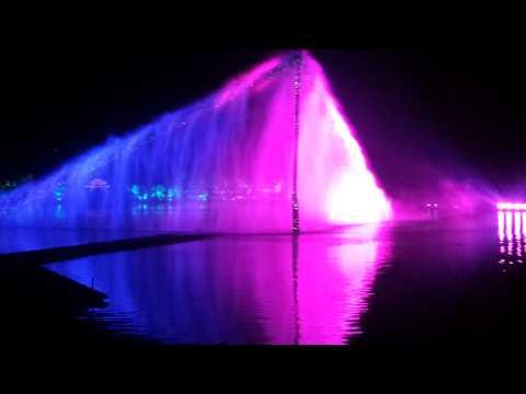 Hangzhou water show