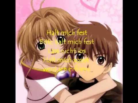 LaFee Halt mich lyrics (Anime).flv