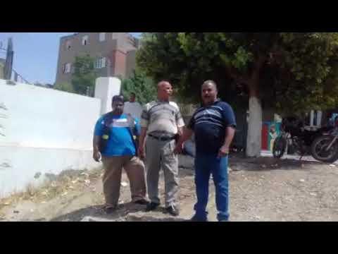 """بالفيديو عملية غسيل الشبكات """"بمجلس قروي عرابة أبيدوس """"/ البلينا / سوهاج"""