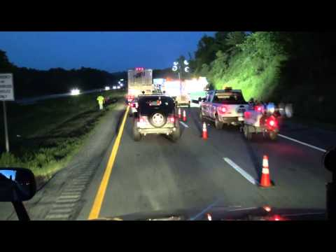 Asphalt Cowboy by Jason Aldean - From a truckers eyes