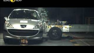 Euro NCAP | Peugeot 207 | 2006 | Crash test