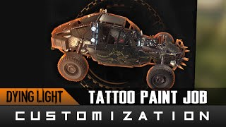 Dying Light Glow In The Dark Paint Job