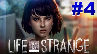 Life Is Strange Walkthough (EPISODE 1) Part 4 Lighthouse Tornado Vision ENDING