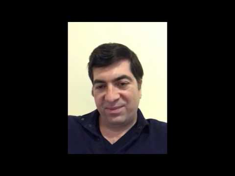 Global Blockchain Shidan Gouran - Interview Teil 1 (DEUTSCHE UNTERTITEL)