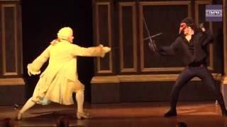 "Escena de lluita (""Scaramouche"" de Dagoll Dagom)"