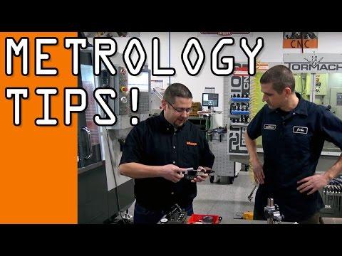 Job Shop Measuring & Metrology Tips with Mitutoyo!