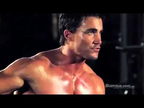 Greg Plitt's MFT28 Day 1, Chest workout