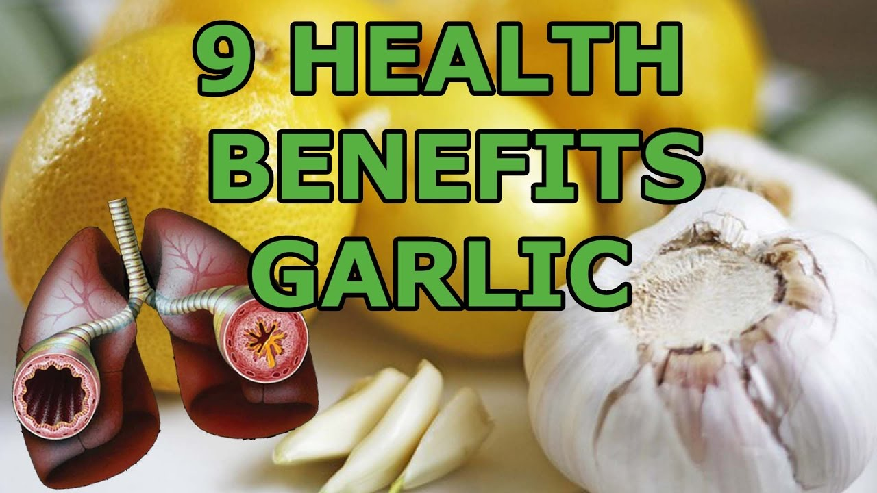 9 major changes when you eat garlic on an empty stomach