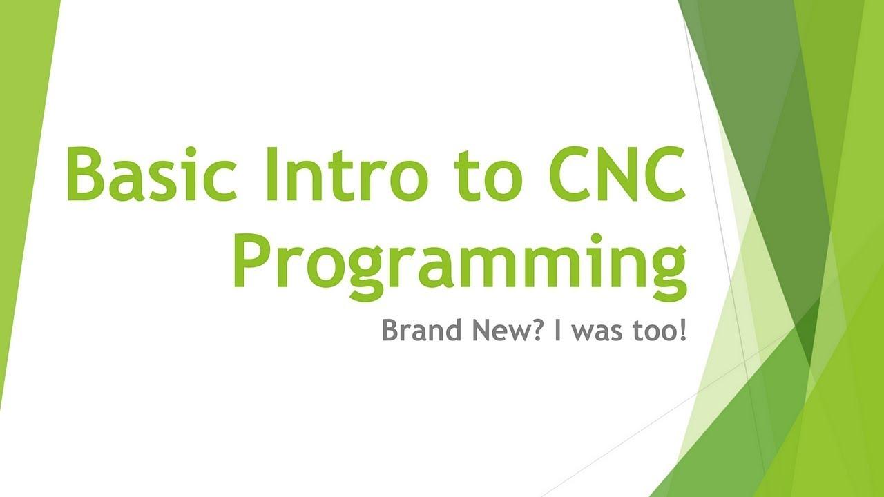 Basic intro to cnc programming 4k youtube basic intro to cnc programming 4k baditri Choice Image