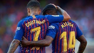 Barcelona News Round-Up ft Coutinho, Malcom & Puig