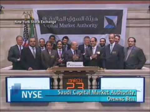 Opening New York Stock Exchange