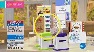 HSN   Paper Crafting Tools & Supplies 05.02.2018 - 01 AM