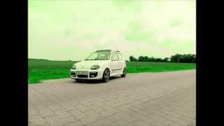 Fiat Seicento 600 Tuning mit SUPERSPORT Sportauspuff