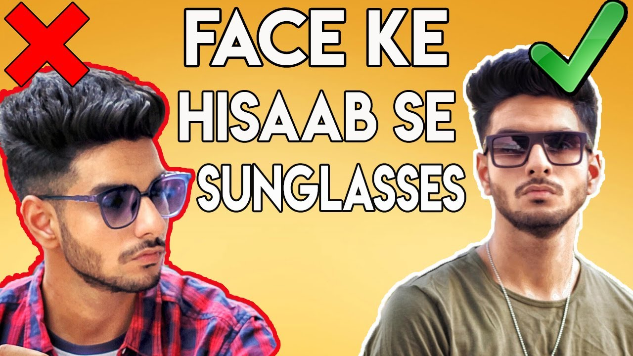 863dc51836 HOW to CHOOSE the BEST sunglasses for your face shape