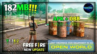 [182MB] FREE FIRE Highly Compressed (APK+OBB) For Android 2019 HD Graphics