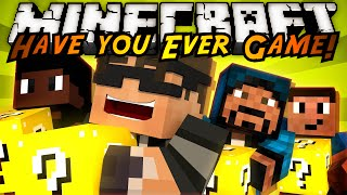 minecraft modded mini game have you ever lucky block 2