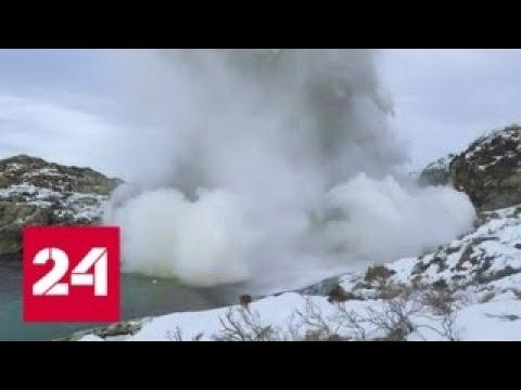 Натовцы взорвали токсичные торпеды рядом с территориальными водами России - Россия 24