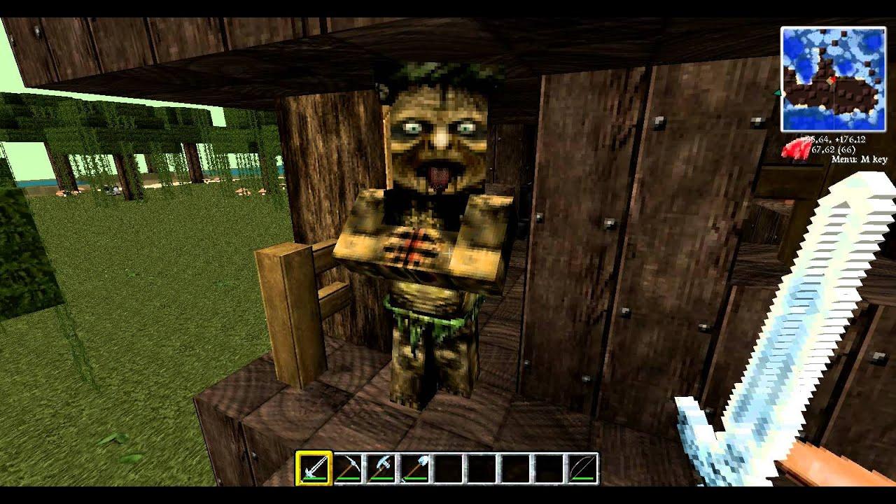 Minecraft Hexenhaus YouTube - Minecraft hexenhauser
