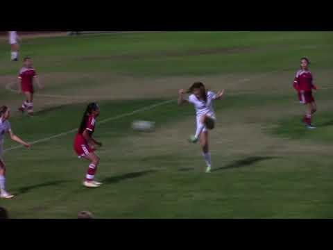 Thunderbird Girls Soccer vs Moon Valley 2017-2018