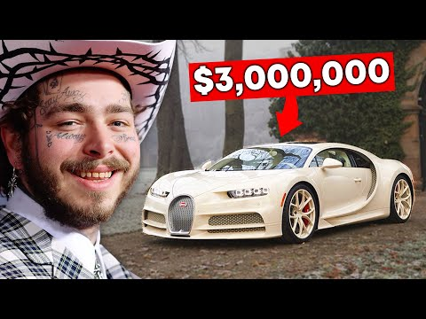 Most Expensive Cars Owned By Rappers