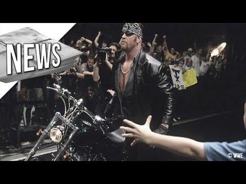 Undertaker Als American Badass? & The Rock NICHT Bei WrestleMania? - WWE News | Wrestling-Infos.de