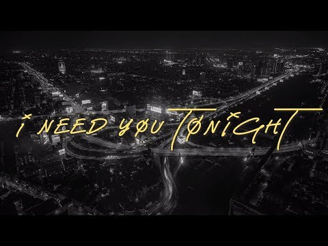 CCIITTYY ‒ Need You Tonight (Lyric Video)
