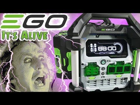 EGO NEXUS POWER STATION | 3000 Watts - FEEL THE POWER ⚡⚡⚡