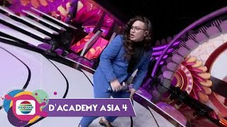 NAHLOH! Nassar Asli Ternyata Gilang Dirga? | DA Asia 4