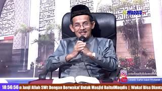 Mau Pilih Surga Yang Mana? Mukjizat Huruf Dan Tafsir Qiro'at QS:2,7 Masjid Daarut Tauhiid Bandung