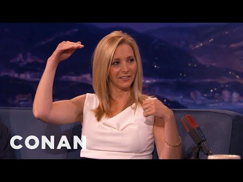 Lisa Kudrow On Awkward Nudity On The Comeback'  - CONAN on TBS