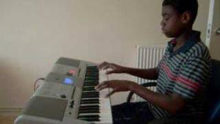 Kanye West Feat Chris Martin-Homecoming Keyboard Cover