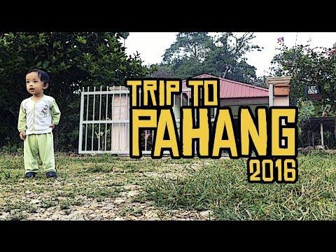 Trip to Pahang 2016