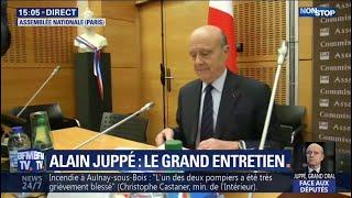 Alain Juppé auditionné par les députés pour sa nomination au Conseil constitutionnel