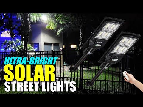 ULTRA BRIGHT   Solar STREET LIGHTS   Solar LED Outdoor Light