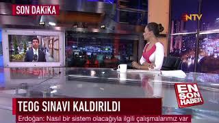 Lise ve Üniversiteye geçişteki sınavlar kaldırıldı. Erdoğan ne dedi? YGS ve LYS kalkacak mı?
