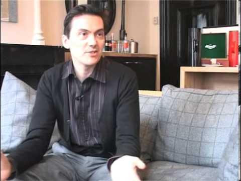 Tindersticks 2008 interview - David (part 1)