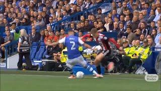 5 minutes of David Brooks megging Jack Hunt | Sheffield Wednesday vs Sheffield United | Ingood Nick